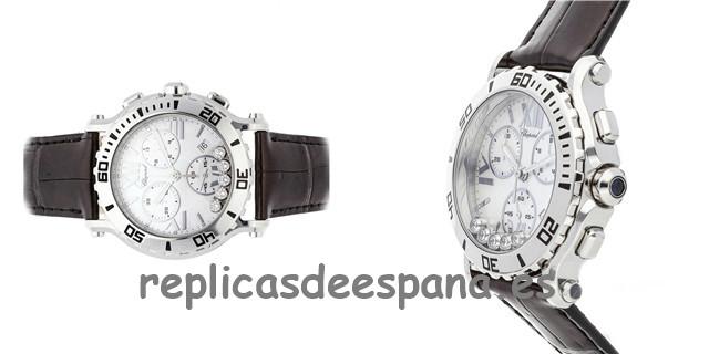 Nuevo 5.940 delgado reloj de pulsera de cadena perpetua